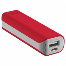 Trust Primo Power Bank 2200mAh Red (21223)