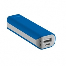 Trust Primo Power Bank 2200mAh Blue (21222)