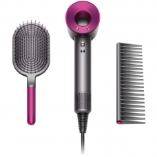 Dyson HD01 Supersonic Fuchsia + Brush Kit (HD01 Brush Kit)