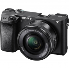 Sony Alpha A6300 kit (16-50mm) Black