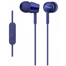 Sony MDR-EX155AP Blue