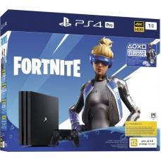 Sony PlayStation 4 Pro PS4 Pro 1TB + Fortnite