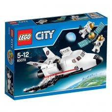 LEGO City Обслуживающий шаттл (60078)