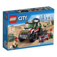 LEGO City Great Vehicles Внедорожник 4 x 4 (60115)