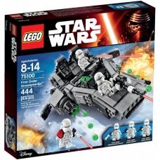 LEGO Star Wars Снеговой спидер Первого Ордена (75100)