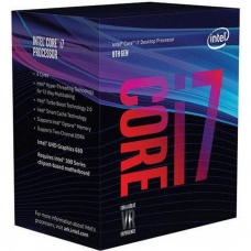 Intel Core i7-8700K (BX80684I78700K)