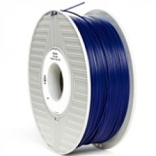 PLA-пластик для 3D-принтера 1.75 мм 1 кг Dark Blue