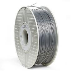 PLA-пластик для 3D-принтера 1.75 мм 1 кг Silver