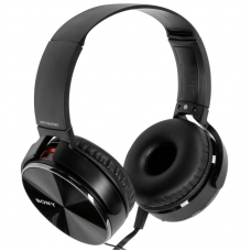 Sony MDR-XB450BV Black