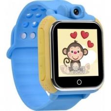 UWatch Q200 Kid smart watch Blue