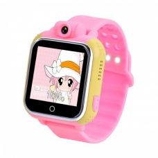 UWatch Q200 Kid smart watch Pink