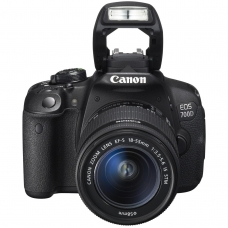 Canon EOS 700D kit (18-55mm) EF-S IS STM