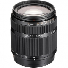 Sony SAL18200 DT 18-200mm f/3.5-6.3