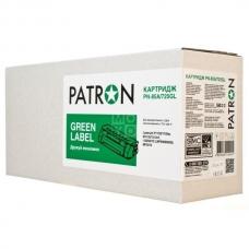 Patron HP LJ CE285A/Canon 725 (PN-85A/725GL) GREEN Label (CT-HP-CE285A-PN-GL)