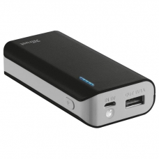 Trust Primo Power Bank 4400mAh Black (21224)