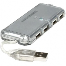 Manhattan Hi-Speed USB 2.0 Pocket Hub 160599