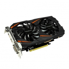 GIGABYTE GeForce GTX 1060 WINDFORCE OC 3G (GV-N1060WF2OC-3GD)