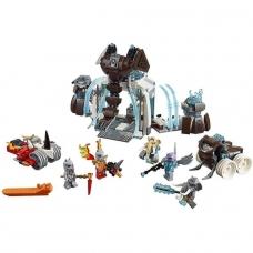 LEGO Chima Ледяная база Мамонтов (70226)