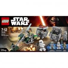 LEGO Star Wars Скоростной байк Кенана (75141)