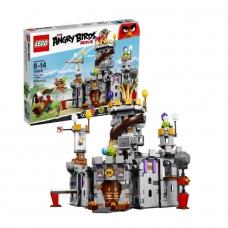 LEGO Angry Birds Замок короля свинок (75826)